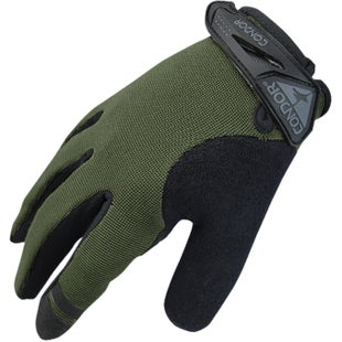 Condor Outdoor Shooter Gloves - Sage Olive Black