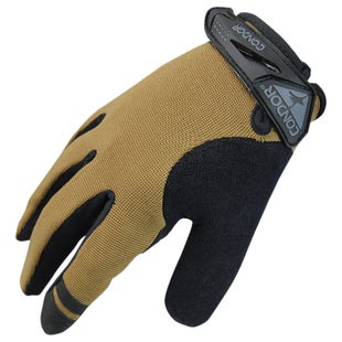 Condor Outdoor Shooter Gloves - Coyote Black