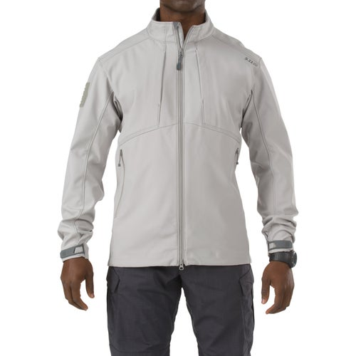 5.11 Tactical Sierra Softshell Jacket - Steam