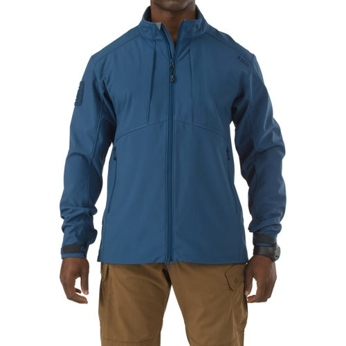 5.11 Tactical Sierra Softshell Jacket - Regatta