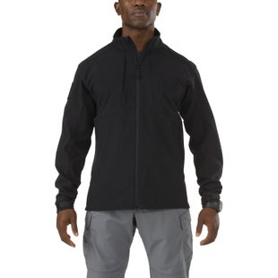 5.11 Tactical Sierra Softshell Jacket - Black