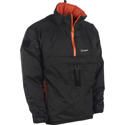 Snugpak Venture Adventure Racing Softie Smock Jacket - Black