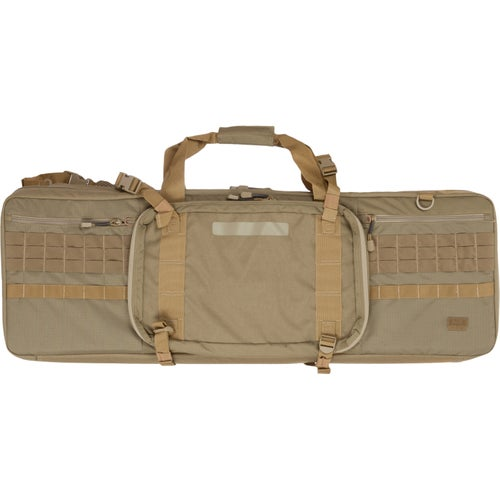 5.11 Tactical Double 36 Rifle Case Gun Case - Sandstone