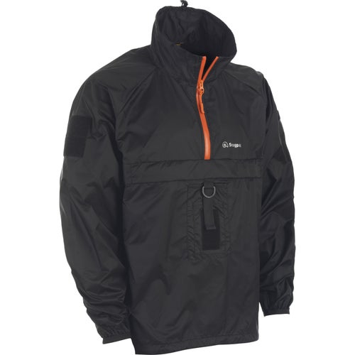 Snugpak Venture Adventure Racing Windtop Windproof Jacket - Black