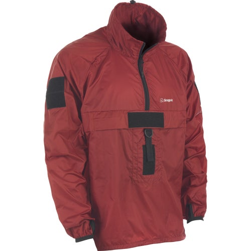 Snugpak Venture Search And Rescue Windtop Windproof Jacket - Red