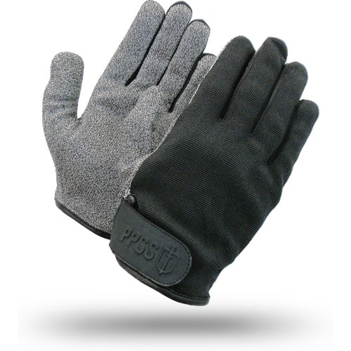 PPSS HERA Cut And Puncture Resistant Gloves - Black