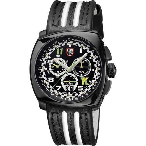 Luminox Tony Kanaan Steel Chronograph Watch