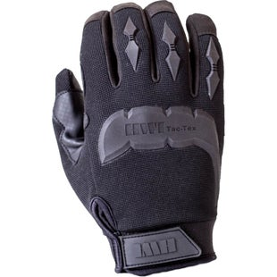 HWI TAC TEX Touchscreen Mechanic Gloves - Black