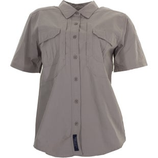 5.11 Tactical SS Womens Short Sleeved Shirt - Khaki