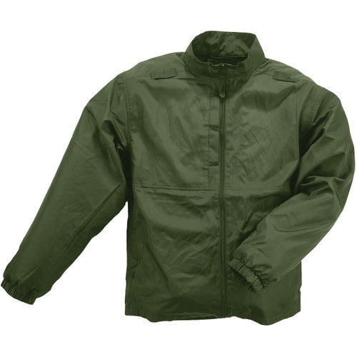 5.11 Tactical Packable Jacket - Sheriff Green
