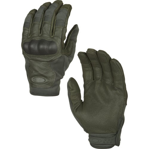 Oakley Military SI Tactical Touch Gloves - Foliage Green