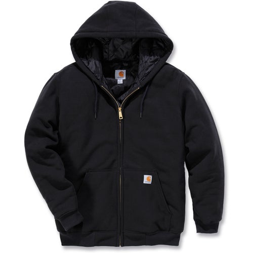 Carhartt 3 Season Hooded Jacket - Black