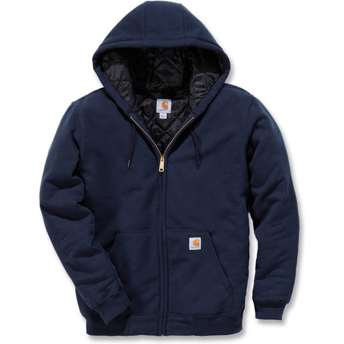 Carhartt 3 Season Hooded Jacket - New Navy