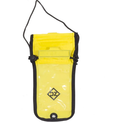 DZ Subgear Dry Phone And GPS Holder Drybag - Yellow