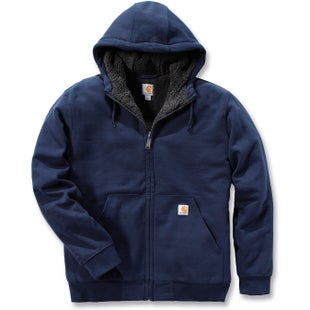 Carhartt Colliston Lined Hooded Jacket - New Navy