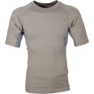 5.11 Tactical Muscle Mapping Base Layer - Silver Tan
