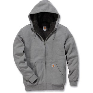 Carhartt Colliston Lined Hooded Jacket - Slate Heather