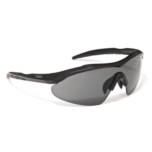 5.11 Tactical Aileron Shield 3 Lenses Sunglasses - Matt Black Frame