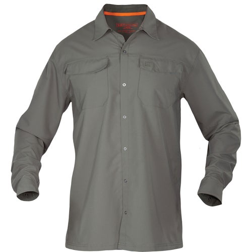 5.11 Tactical Freedom Flex Long Sleeve Shirt - Sage Green
