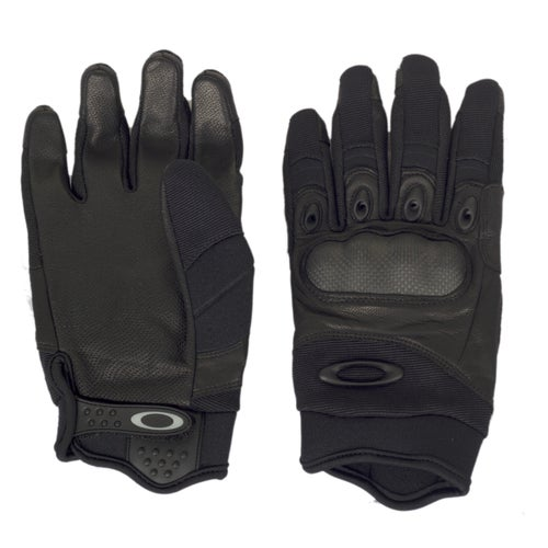 Oakley Military SI Factory Pilot Assault Gloves - Black