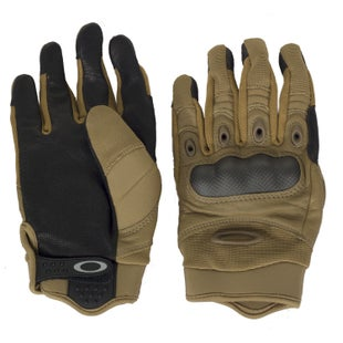 Oakley Military SI Factory Pilot Assault Gloves - Coyote