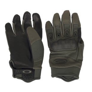 Oakley Military SI Factory Pilot Assault Gloves - Foliage Green