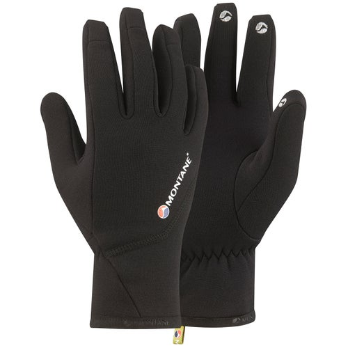 Montane Power Stretch Pro Gloves - Black