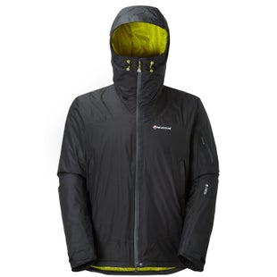 Montane Minimus Hybrid Jacket - Black