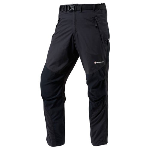 Montane Terra Long Length Pants - Black
