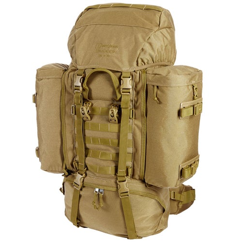 Berghaus Military MMPS Crusader 90 Plus 20 Size 2 Backpack - Coyote Brown