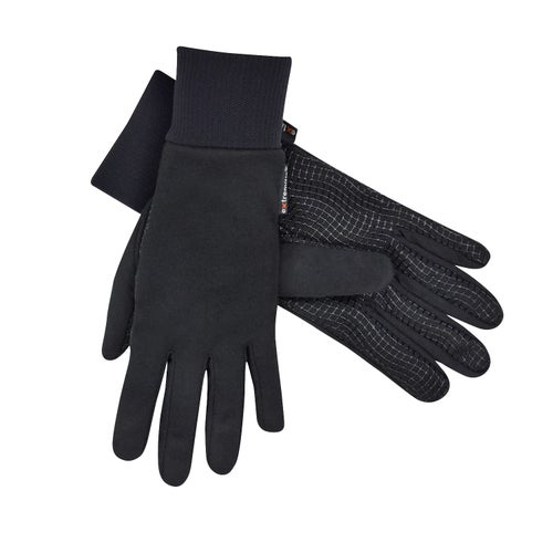 Extremities Waterproof Sticky Powerliner Gloves - Black