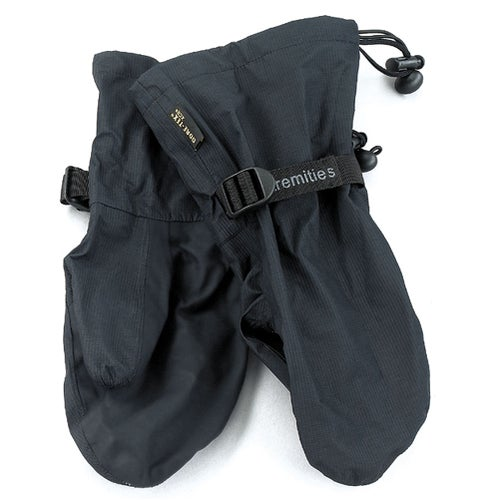 Extremities Tuff Bags GTX Over Gloves - Black