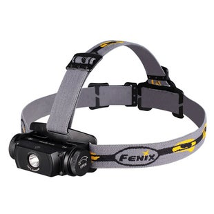 Fenix HL55 Head Torch - Black