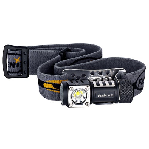 Fenix HL50 Head Torch - Black