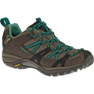 Merrell Siren Sport Gore Tex Womens Walking Shoes - Espresso Mineral