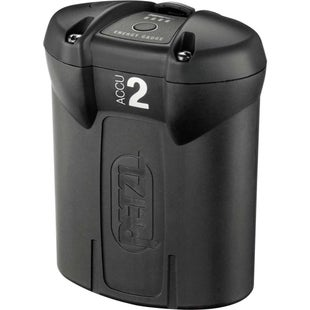 Petzl ACCU 2 Ultra Rechargeable Batteries - Black