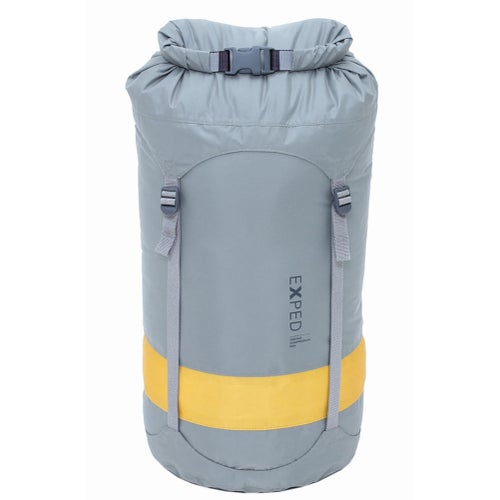 Exped VentAir Compression Medium Stuff Sack - Granite Grey