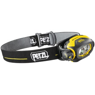 Petzl Pixa 3 Head Torch - Black