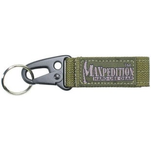 Maxpedition Keyper Keyring - OD Green