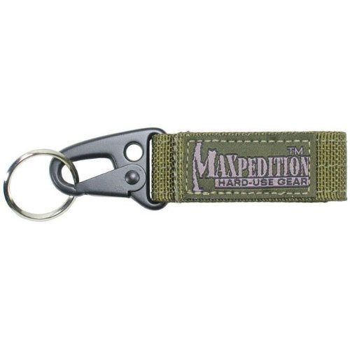 Maxpedition Keyper Keyring - Foliage Green