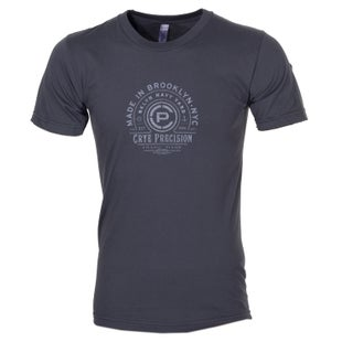 Crye Precision Made In Brooklyn Short Sleeve T-Shirt - Asphalt