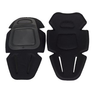Crye Precision Airflex Combat Knee Protection - Black