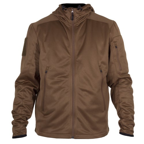 5.11 Tactical Reactor FZ Hooded Jacket - Battle Brown