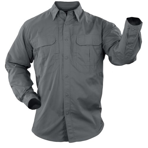 5.11 Tactical Taclite TDU Long Sleeve Shirt - Storm