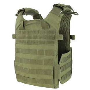 Condor Outdoor Gunner Vest - OD Green