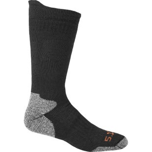 5.11 Tactical Cold Weather Crew Socks - Black