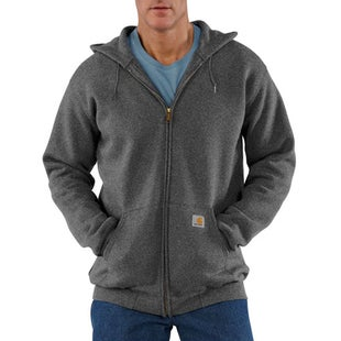 Carhartt Midweight Hooded Jacket - Charcoal Heather