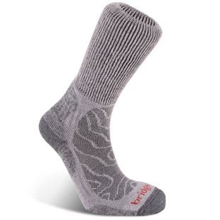 Bridgedale Merinofusion Trail Outdoor Socks - Grey