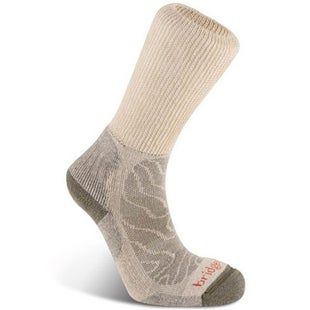 Bridgedale Merinofusion Trail Outdoor Socks - Natural