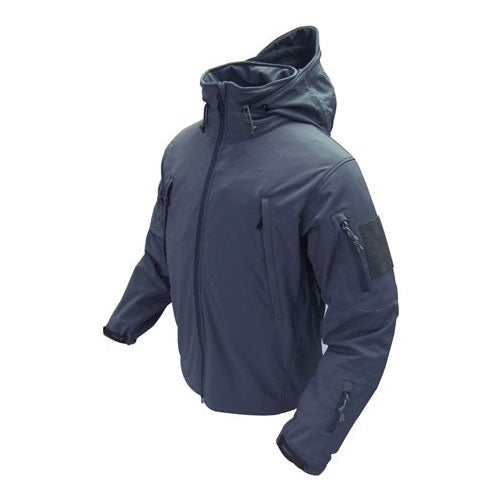 Condor Outdoor SUMMIT Soft Shell Jacket - Navy